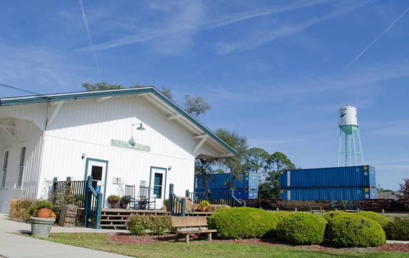 Okefenokee Development Authority Charlton County Folkston Georgia